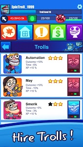 Download Troll Face Clicker Quest 0.98 APK
