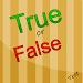 Download True or False - New version 1.2.3 APK