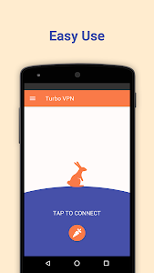 screenshot of Turbo VPN – Unlimited Free VPN version 1.6.9
