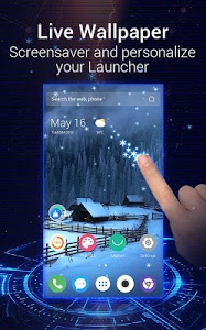 Download U Launcher 3D – Live Wallpaper, Free Themes, Speed 2.4.3 APK
