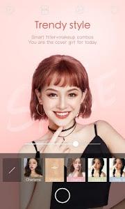 screenshot of Ulike - Define your selfie in trendy style version 1.4.0