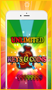 Download Unlimited keys & coins 1.1.1 APK
