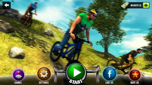 Download Uphill Offroad Bicycle Rider 1.6 APK