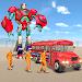 Download Us Police Prisoner Transport Robot Bus 1.1 APK