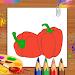 Download Vegetables Coloring Book & Drawing Book- Kids Game 1.0.2 APK