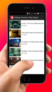 screenshot of VibMate Downlor Video Player version Version
