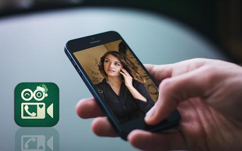 screenshot of Video Call for Whatsapp Prank version 5.0