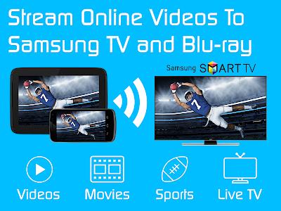 Download Video & TV Cast | Samsung TV - HD Movie Streaming 2.25 APK