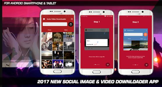 screenshot of VieMate Video Downloader version 1.0