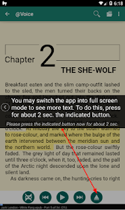 screenshot of @Voice Aloud Reader (TTS Reader) version Varies with device