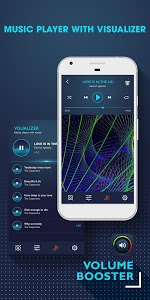 Download Volume Booster - Music Player MP3 with Equalizer 1.1.3 APK