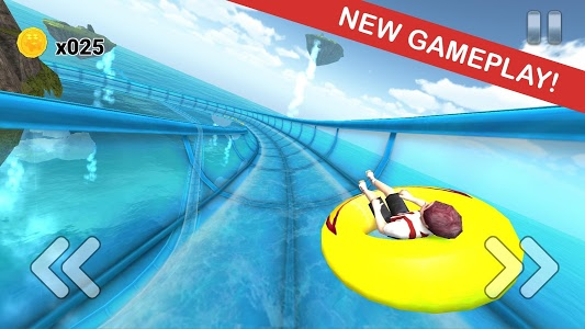Download Water Slide Downhill Rush 1.54 APK