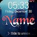 Download Wave Name Lock Screen 1.0 APK