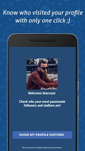 Download Who Visited My Fbook Profile 7.0 APK