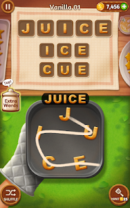 screenshot of Word Cookies™ version 2.6.6