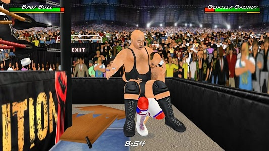 Download Wrestling Revolution 3D 1.640 APK