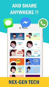 Download aplikasi emoji whatsapp sticker maker