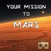MISSION TO MARS ENCELADUS VR