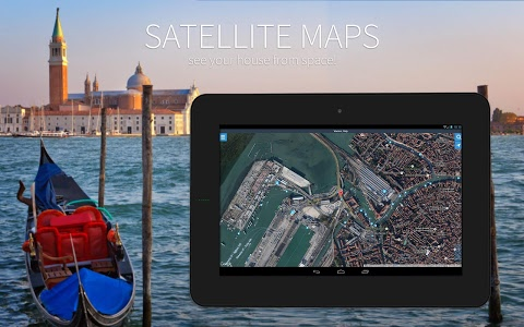 screenshot of Maps and navigation version 4.31