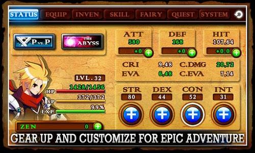 Download ZENONIA® 4 1.2.3 APK
