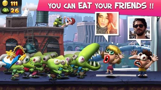 screenshot of Zombie Tsunami version 4.0.0