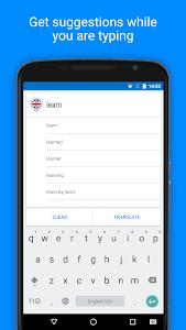 screenshot of iTranslate - Free Translator version 3.5.8